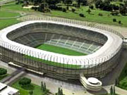 World Cup stadiums announced