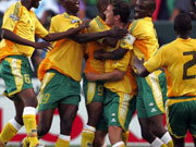 SA beats Mexico in first round of Gold Cup