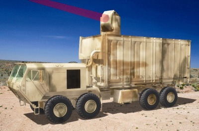 Army Moves Ahead With Mobile Laser Cannon