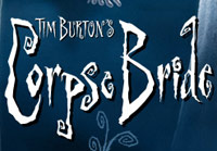 "Viewers interact with ""Corpse Bride"" scenes and characters through this multilayer website by BLITZ."
