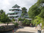 Dan's Creek Hotel, Port Salut, Haiti